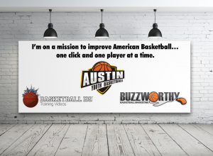 Meet the Buzzworthy Basketball Marketing team