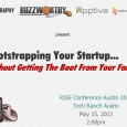 Buzzworthy To Present On Bootstrapping At RISE Conference